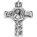 "St. Joan of Arc 5"" JC-9764-E"