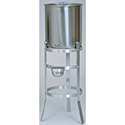 Holy Water Tank with Aluminum Stand K181