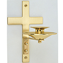 Dedication Candle Holder K183