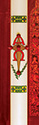 Paschal Candle Shell B