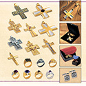 Pectoral Crosses & Rings