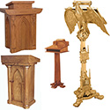 Pulpits & Lecterns