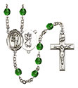St. Christopher Archery 6mm Rosary R6000-8190