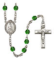 St. Bartholomew the Apostle 6mm Rosary R6000-8238