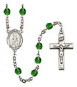 St. Basil the Great 6mm Rosary R6000-8275
