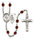 Guardian Angel Wrestling 6mm Rosary R6000-8708