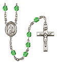 St. Victoria 6mm Rosary R6000-8253