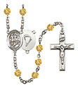 St. George Paratrooper 6mm Rosary R6000-8040S7