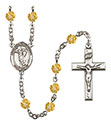 St. Paul of the Cross 6mm Rosary R6000-8318
