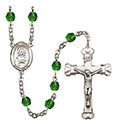 St. Lillian 6mm Rosary R6001-8226