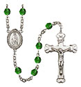 St. Bartholomew the Apostle 6mm Rosary R6001-8238