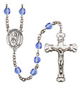 Guardian Angel of the World 6mm Rosary R6001-8441