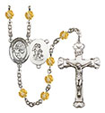 Guardian Angel Basketball 6mm Rosary R6001-8702