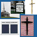 Signs & Crosses