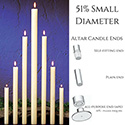 Altar Candles 51% Small_Diameter