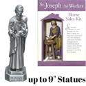Statues up to 9