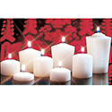 Votive Lights for Home Devotion 8-Hour & 15-Hour